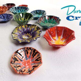 Duncan Crystals Glazes (põletus 995-1060°C)