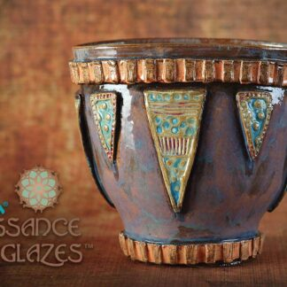 Duncan Renaissance Glazes (põletus 1180-1230°C)